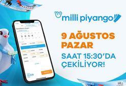9 Ağustos Milli Piyango çekiliş sonuç ekranı  Milli Piyango Online sonuç sayfası...