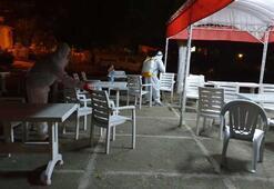 Sinop'ta sosyal tesis, çalışanda koronavirüs tespit edilince izolasyona alındı