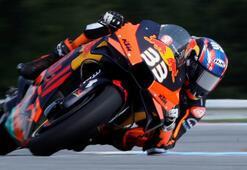 MotoGP Çekya Grand Prixsini Brad Binder kazandı
