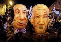 İsrailde koalisyon krizi