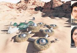 Mars'ta yaşam alanına ödül