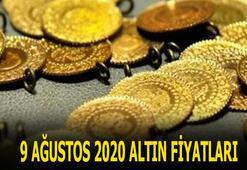 Çeyrek altın ne kadar 9 Ağustos Canlı altın fiyatları listesi için TIKLA