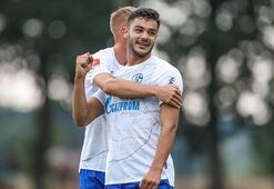 Schalke 04te Ozan Kabak ve Ahmed Kutucu gol attı
