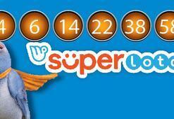 Süper Loto'da kazanan numaralar belli oldu