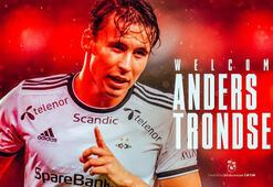 Trabzonspor haberleri | Anders Trondsen, Sosa mı olacak Novak mı