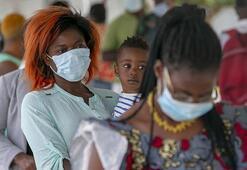 Afrikada corona virüs kabusu Sayı 1 milyon 50 bini aştı