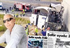 5 kişinin öldüğü kaza sonrası şoförün kızından açıklama: Zamanı yoktu