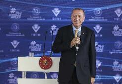 Cumhurbaşkanı Erdoğandan TÜMOSANa teşekkür