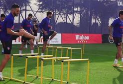 Atletico Madridde Leipzig mesaisi...