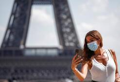 Pariste maske takmak artık zorunlu