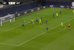 Maç özeti   Inter-Getafe: 2-0