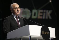 DEİK Başkanı Olpaktan Bakan Albayraka destek mesajı