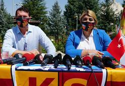 Son dakika   Kayserispor, Bayram Bektaş ile 3 yıllık sözleşme imzaladı