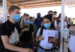 Antalyaya bugün 20 bin Rus turist gelecek