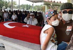 Adanada kalp krizi geçiren özel harekat polisi toprağa verildi