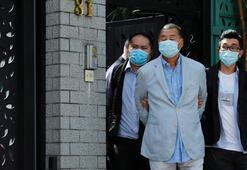 Hong Kong'da muhalif medya lideri ve çalışanlarına gözaltı