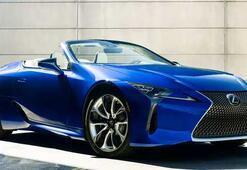 Lexus LC Convertible Regatta tanıtıldı