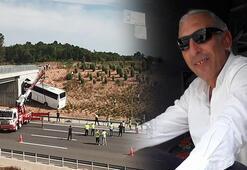 İstanbul'daki 5 kişinin öldüğü otobüs kazasında ilk rapor