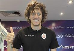 Galatasaraylı basketbolcular sağlık kontrolünden geçti
