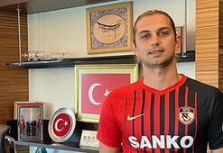 Gaziantep FK, kaleci Çağlar Şahin Akbabayı transfer etti