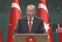 Cumhurbaşkanı Erdoğandan turizm açıklaması
