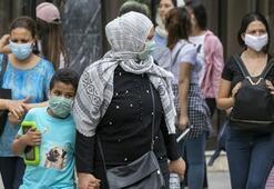 Arap ülkelerinde can kaybı ve vaka sayıları arttı