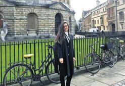 Oxford'da öğrenci New York'ta avukat