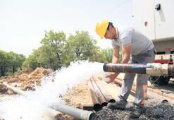 Çivril'de içme suyu sorunu olmayacak
