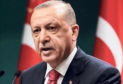 Erdoğan'dan Akdeniz mesajı: 'Bizi sahile hapsedemezler'