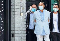 Hong Kong'da muhalif  basına müdahale