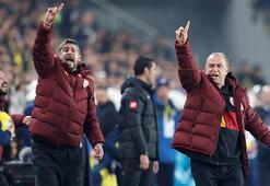 Fatih Terimin yedek kulübesi Süper Lige örnek oldu