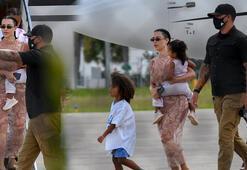 Kim Kardashian ile Kanye West birlikte görüntülendi