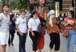 Diyarbakırda temaslı kişilerin pozitif vakaya dönüşme oranında artış