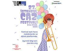 27. İstanbul Caz Festivali yeni programıyla Eylülde