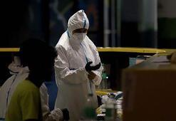 Son 24 saatte Brezilyada 703, Meksikada 705, Hindistanda 871 kişi öldü