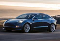 Almanyada Teslanın satışları yüzde 66,6 azaldı