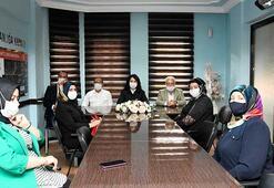 AK Parti Gümüşhane Kadın Kolları Abdurrahman Dilipak hakkında suç duyurusunda bulundu