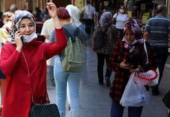 Vaka sayısının arttığı Gaziantepte sosyal mesafe ve maske yine unutuldu
