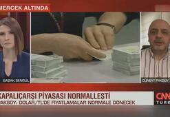 Stratejist Cüneyt Paksoydan dolar ve altın yorumu