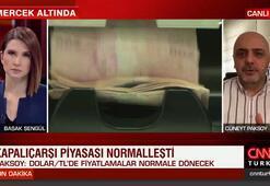 Stratejist Cüneyt Paksoydan çarpıcı yorum: Dolar ve altın...