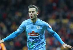 Son dakika   Galatasaray, Oğulcan Çağlayan transferini resmen duyurdu