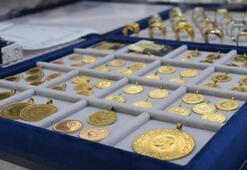 Son dakika haberi: Altın fiyatları yönünü aşağı çevirdi Çeyrek altının fiyatı sert düştü