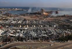Beyruttaki patlamada 8 bin bina hasar gördü