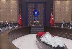 Cumhurbaşkanı Erdoğan, Savunma Sanayii İcra Komitesi Toplantısına başkanlık etti