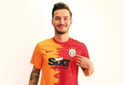 Son dakika   Galatasaray, Oğulcan Çağlayanı resmen açıkladı