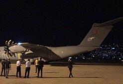 Türkiyeden Lübnana yardım eli