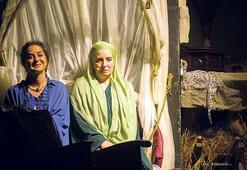 Müzede kadınlar sahnede