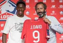 Lille, Kanadalı golcü Davidi transfer etti