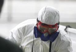 Arjantinde korkutan corona virüs tablosu En yüksek ölüm...