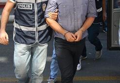 Kilis'te 12 kaçak göçmen yakalandı